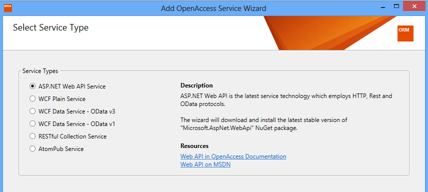 OpenAccess Services
