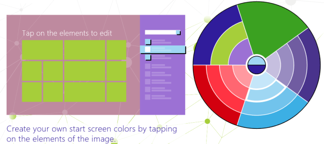 Color Picker for Windows 8 HTML