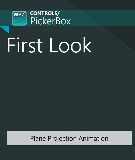 RadPickerBox first look