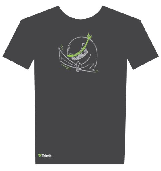 telerik teched tshirt
