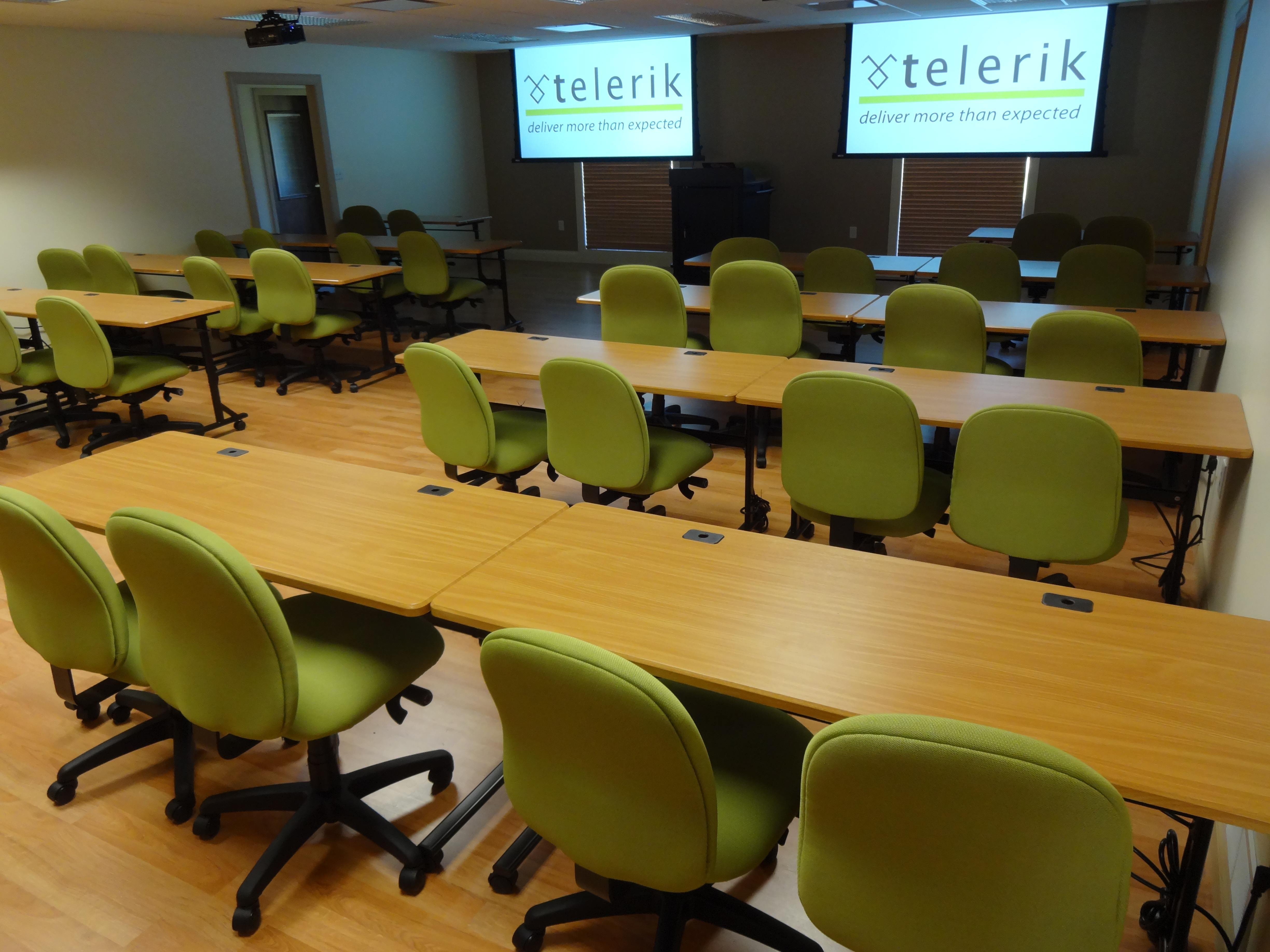Telerik Training Center