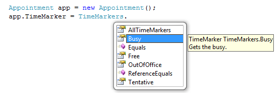 timemarkers code