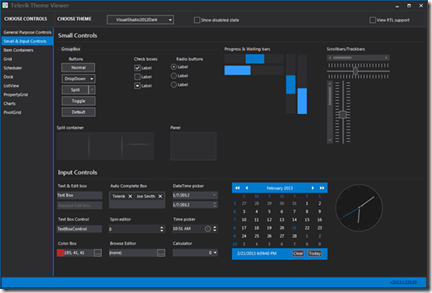 Visual Studio 2012 Dark Theme