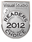 teampulse award from visual studio magazine