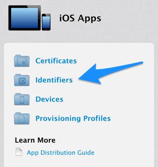 How to Create an App ID for Your iOS App