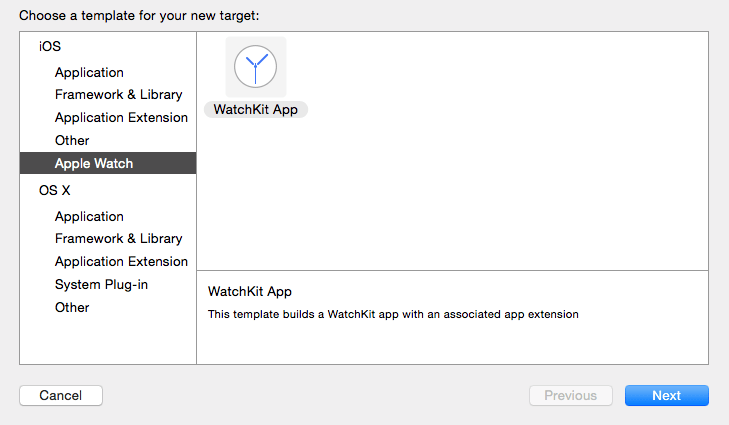Send Data to Apple Watch with Core Data and Telerik UI for i