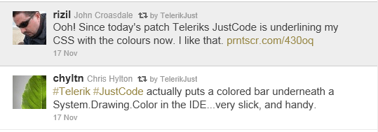 justcodecolors