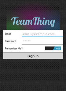 teamthing-android-login