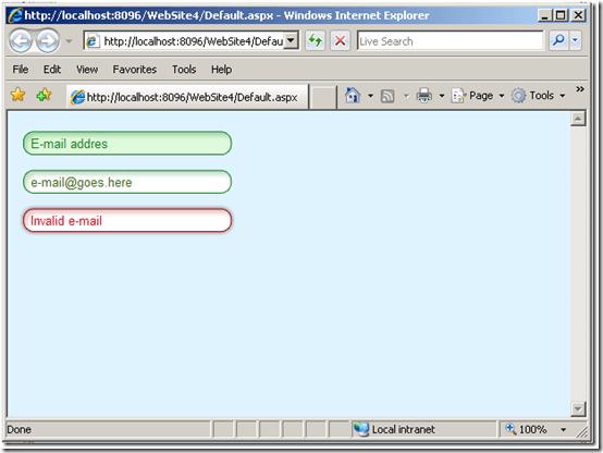 Using Regular Expression TextBox