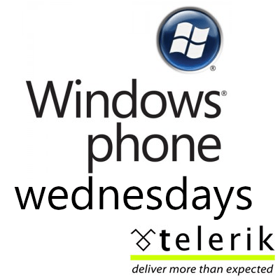 Windows Phone Wednesdays!