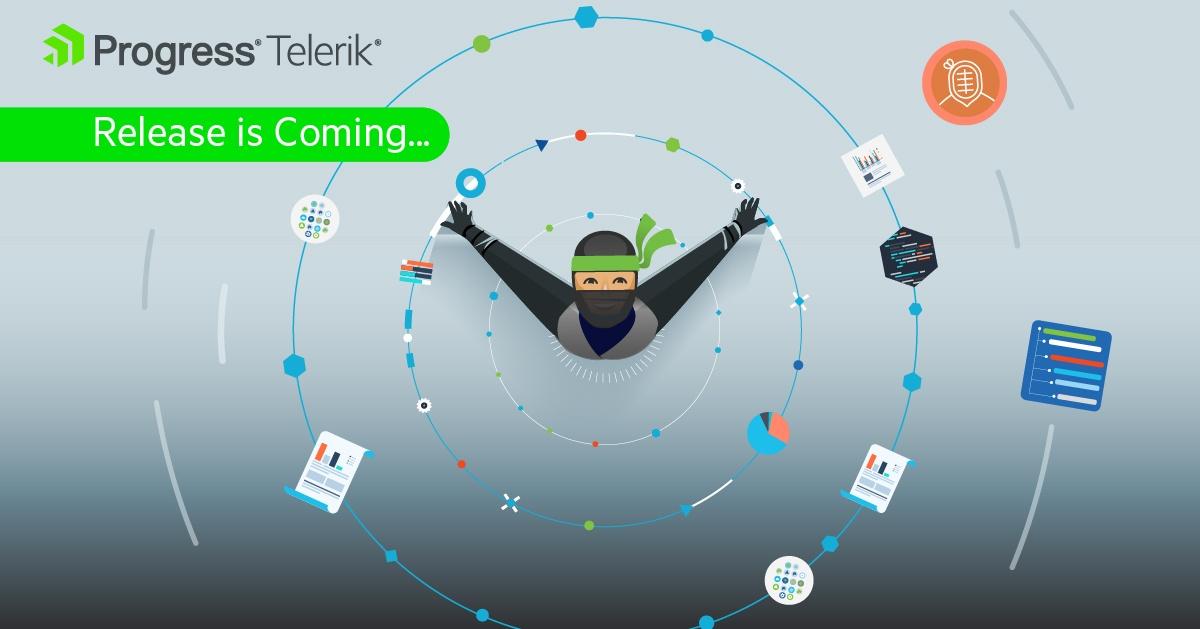 Telerik R3 2018 Release
