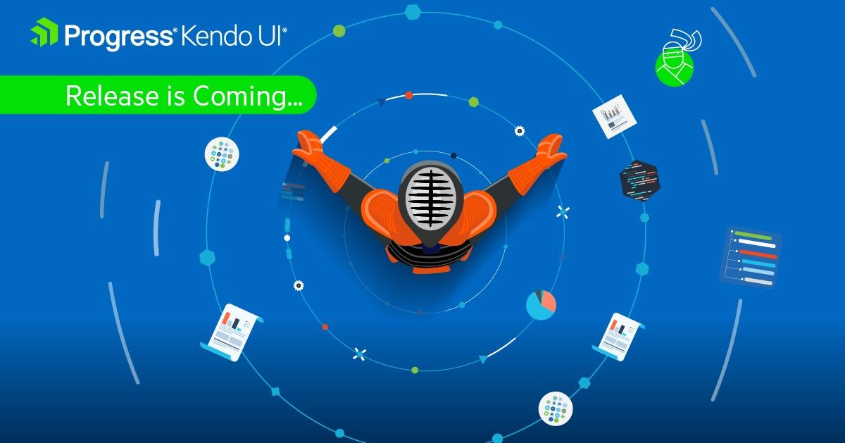 Kendo UI R3 2018 Release