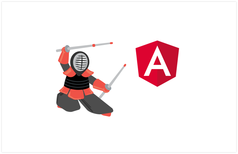 Telerik Kendo UI for Angular logo image