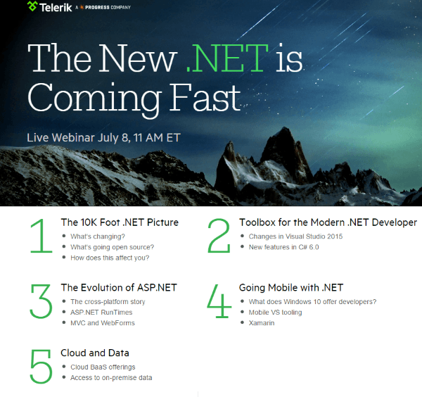 new dot net webinar cover