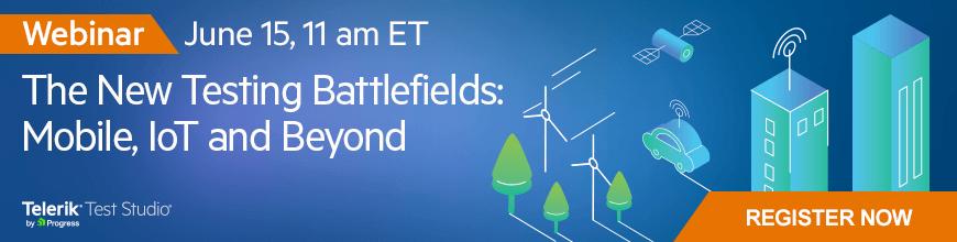 New testing battlefields