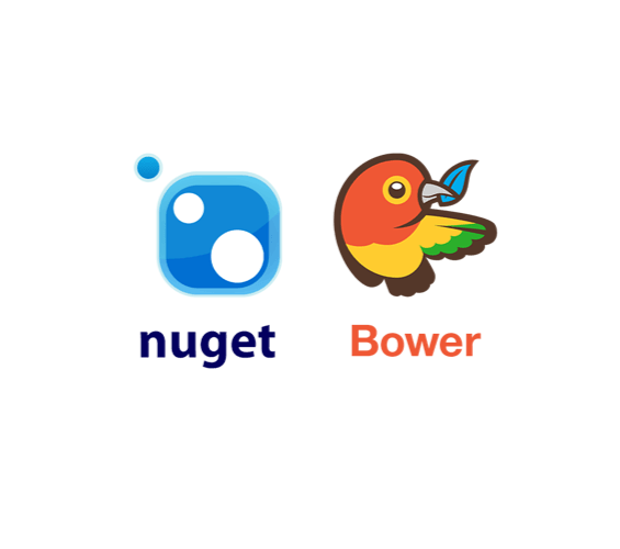 nuget-and-bower ASPNET Core UI Telerik widget