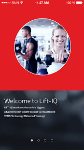 Lift IQ Screen Shot
