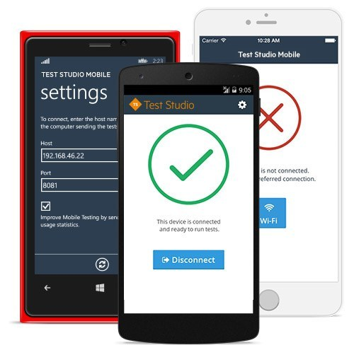 steps to automate mobile application using appium