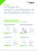 Top 15 Mobility Trends in the Enterprise