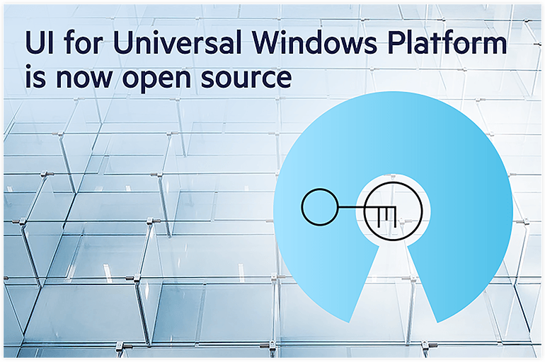 Telerik UI for UWP Open Source image