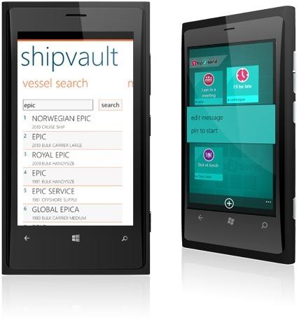 Windows Phone Message Box