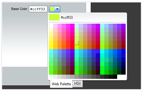 Colorize ASP.NET Skins with Visual Style Builder