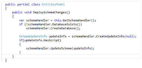 Schema Changes New