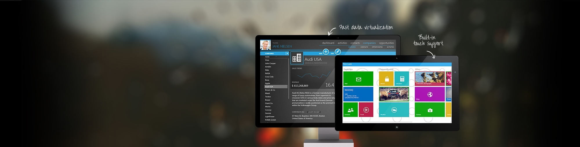 UI for Silverlight