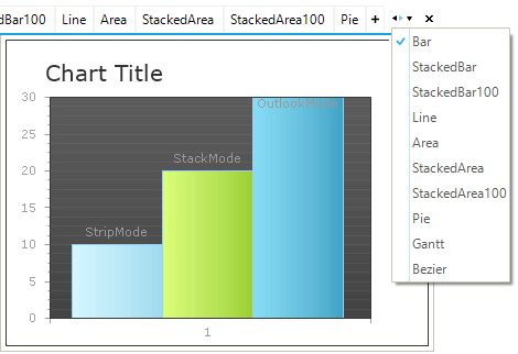 UI for WinForms PageView Strip 2