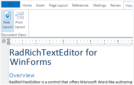 WinForms RichTextEditor Protection