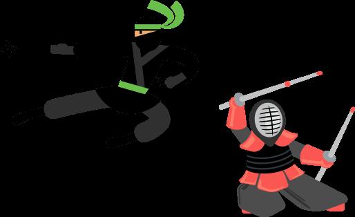 ninjas-action