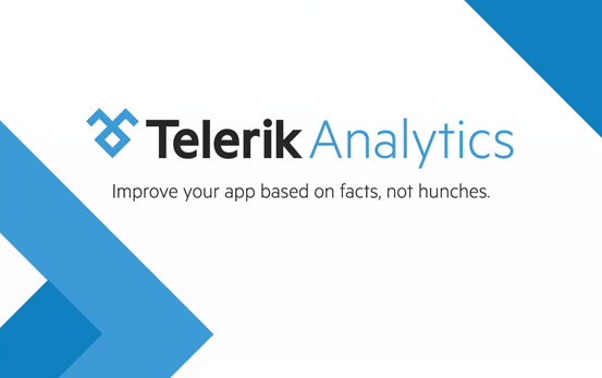 Telerik Analytics Overview