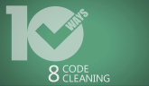 Code Cleaning