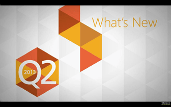 What's New in Telerik Q2 2013