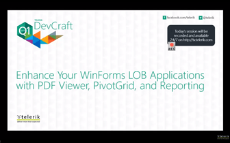 What is new in Q1 2013 UI for WinForms